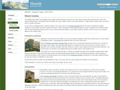Snowdonia Visitors Guides
